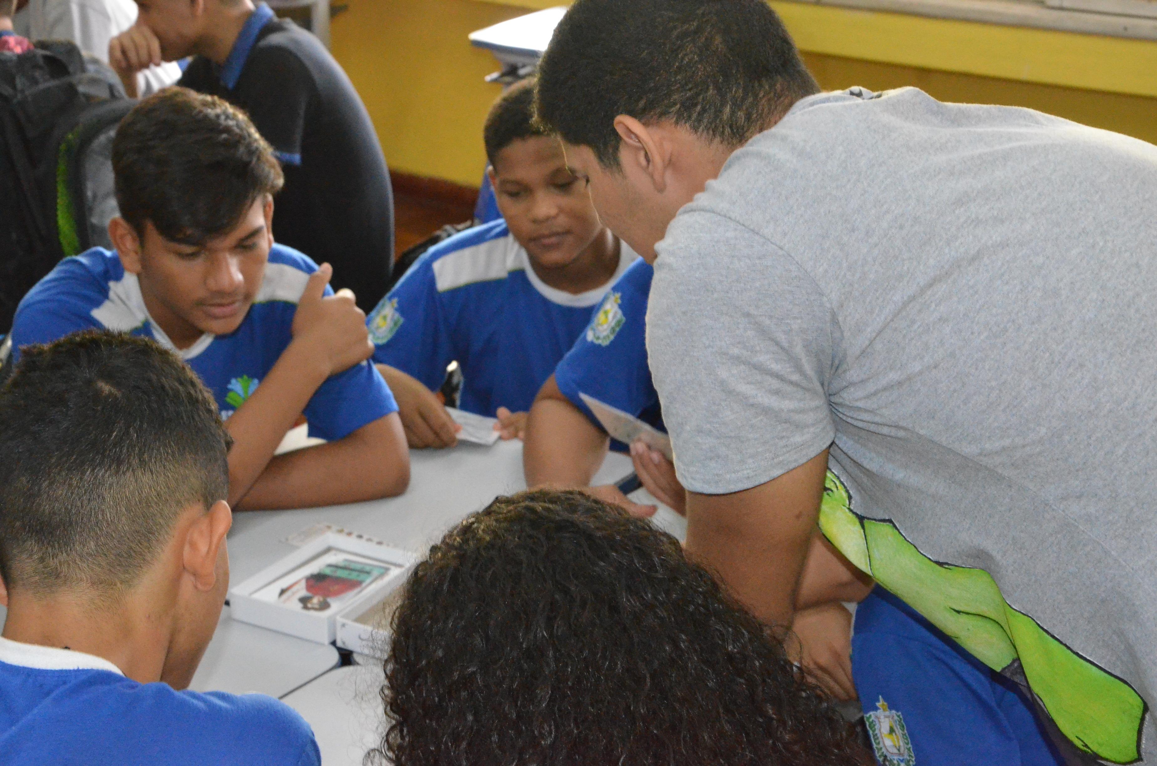 Escolas Públicas aproveitam benefícios dos jogos de tabuleiros