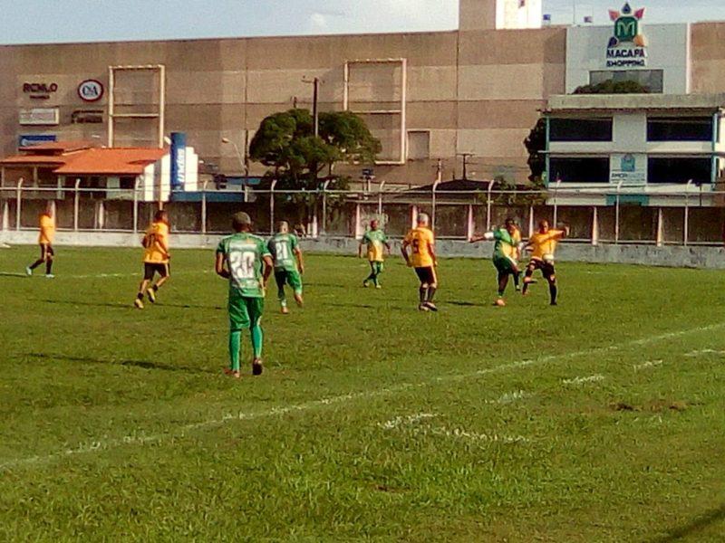 Dois empates e duas vitórias marcam rodada do Campeonato Super Master de Futebol