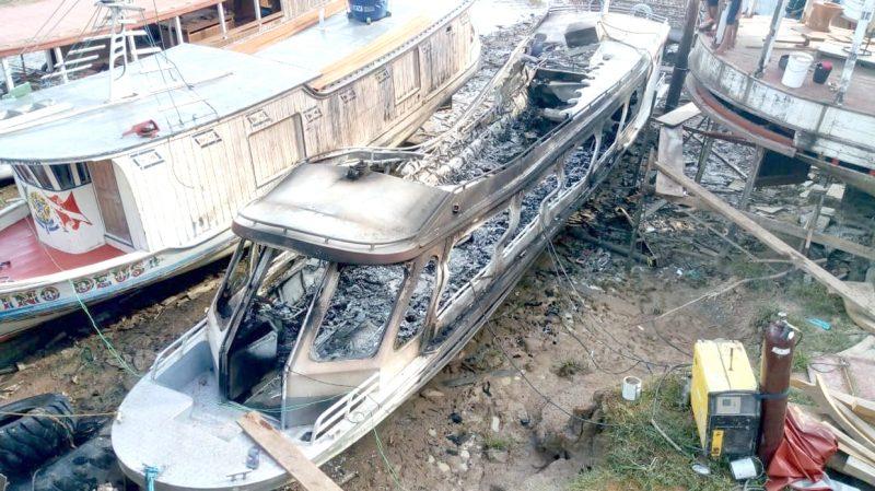 Dono de embarcação que explodiu matando 3 pessoas é indiciado por homicídio culposo