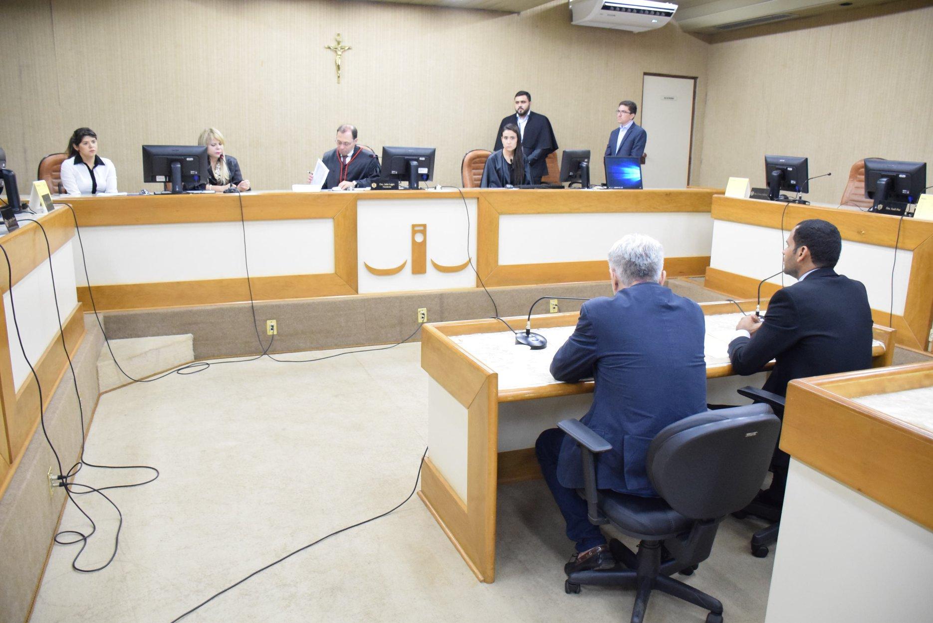Eider Pena e Agnaldo Balieiro recebem benefício da prisão domiciliar
