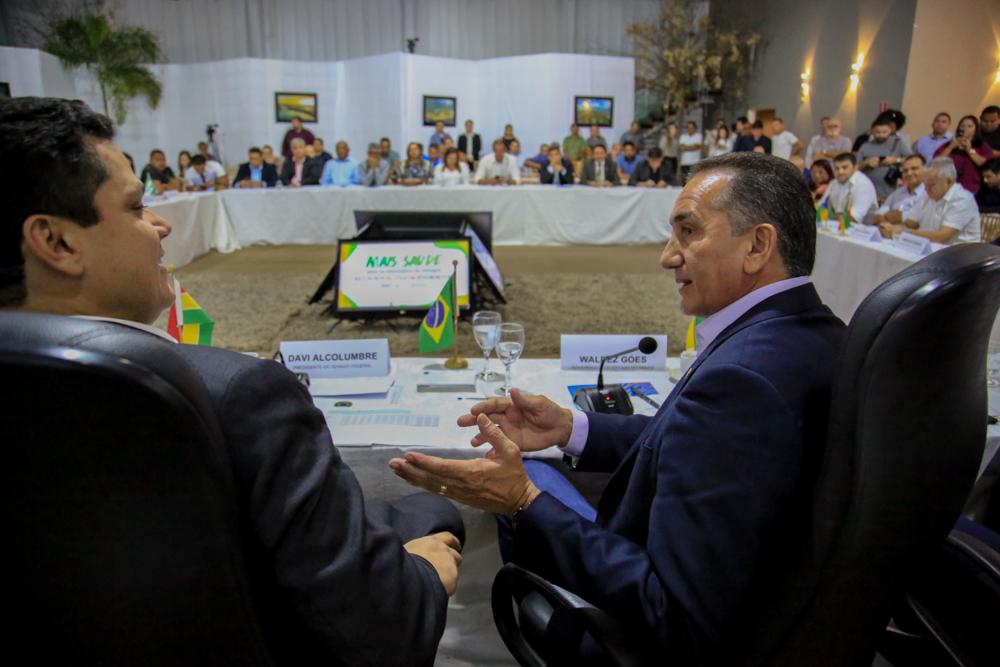 Governo deposita R$ 16 milhões da saúde para as prefeituras