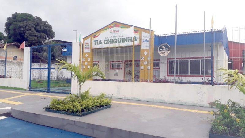 Projeto da creche Tia Chiquinha busca conscientização sobre direitos da criança