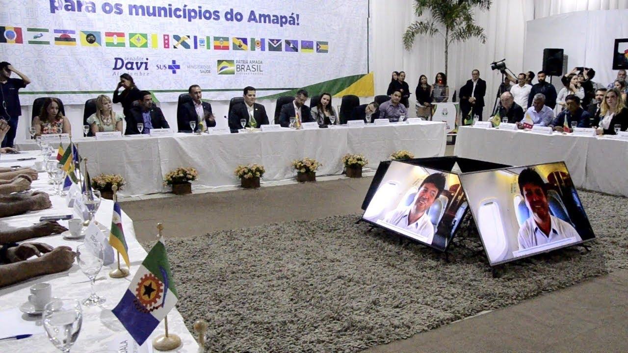 TV Diário – Municípios amapaenses recebem 22 milhões para investirem em saúde